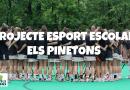 Inscripció Esport Escolar 2019/2020